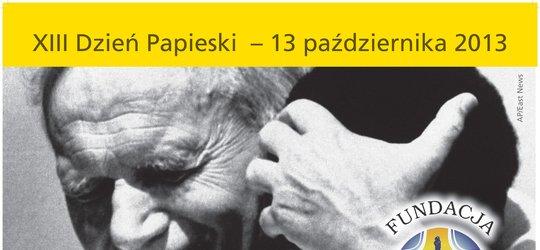 XIII Dzień Papieski za nami
