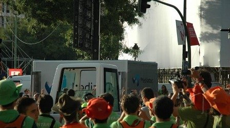 Transmisje z Madrytu w DA