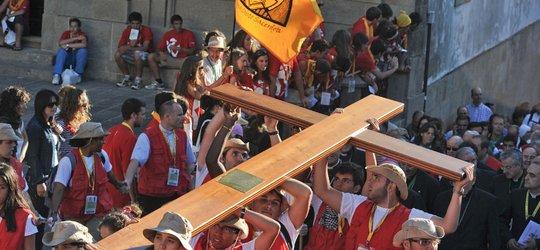 Przemówienie Ojca Świętego Benedykta XVI na placu Cibeles w Madrycie, 18 sierpnia 2011