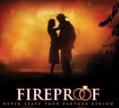 "Projekcja filmu ""Fireproof - Ognioodporni"""