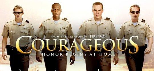 """Projekcja filmu """"Courageous - Odważni"""""""