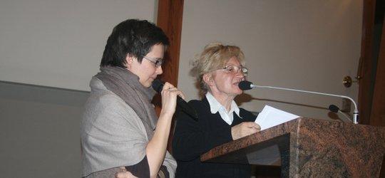 Relacja Asi Juroszek ze spotkania z s. Angelą Musolesi