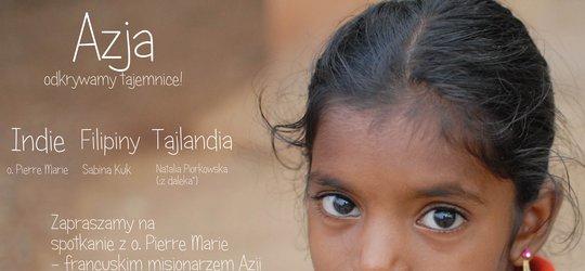 Spotkanie z Indiami, Tajlandią i Filipinami