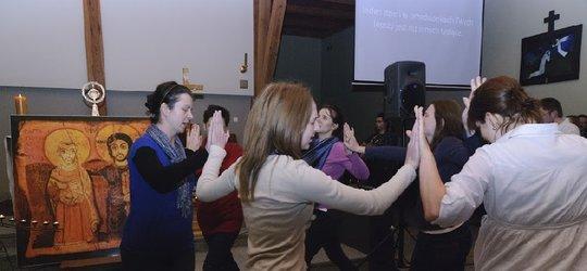 Modlitwa tańcem