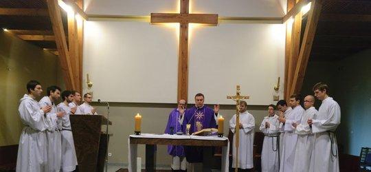Spotkanie diakonii liturgicznej