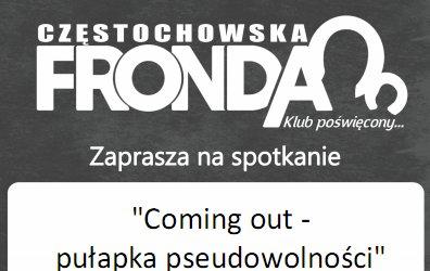Spotkanie Częstochowskiego Klubu Frondy