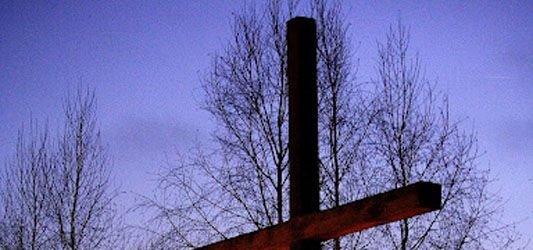 Droga Krzyżowa na Przeprośnej Górce