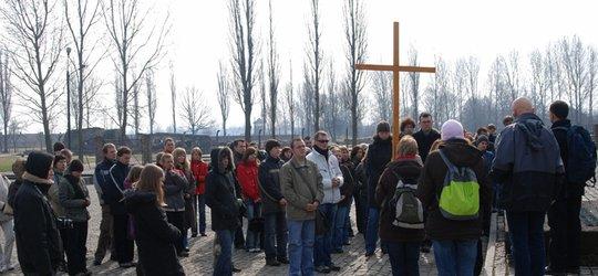 Droga Krzyżowa w Brzezince
