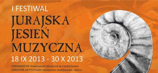 I Festiwal Jurajska Jesień Muzyczna