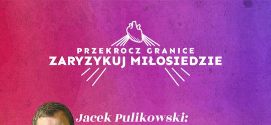 Spotkanie z p. Jackiem Pulikowskim
