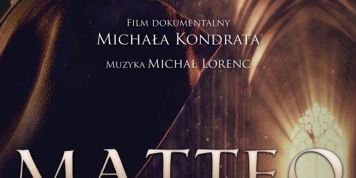 """Projekcja filmu pt. """"Matteo"""""""