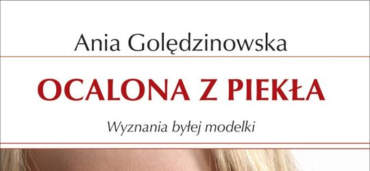 Spotkanie z Anią Golędzinowską