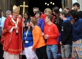 Orędzie Benedykta XVI do młodych